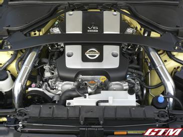 Nissan 350Z Nissan 370Z Superchager kit