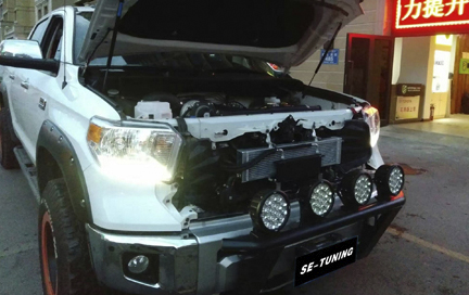Toyota Tundra - Rotrex Superchargers - Centrifugal and