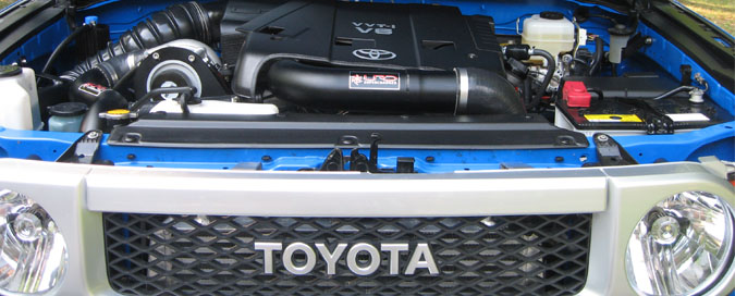 Toyota FJ Cruiser – 370HP - Rotrex Superchargers - Centrifugal and