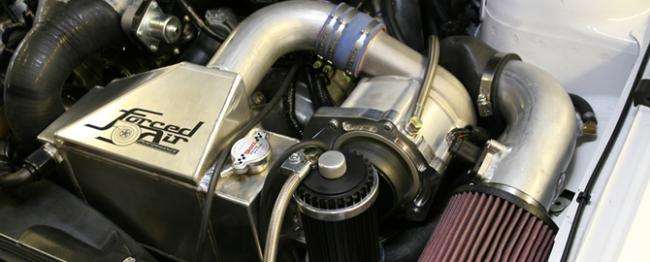 Ford Mustang GT supercharger kit