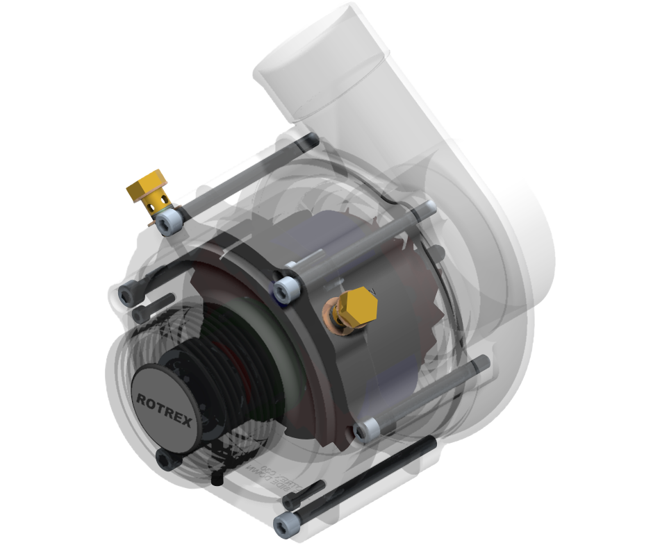 Rotrex Superchargers - Centrifugal and Electric superchargers