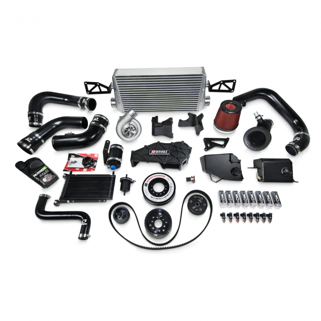 Chevrolet Camaro SS supercharger kit