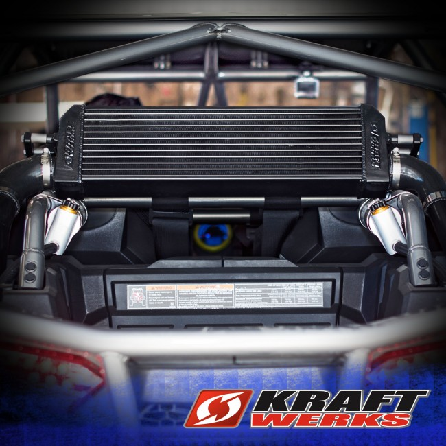 Polaris RZR 1000 XP supercharger kit