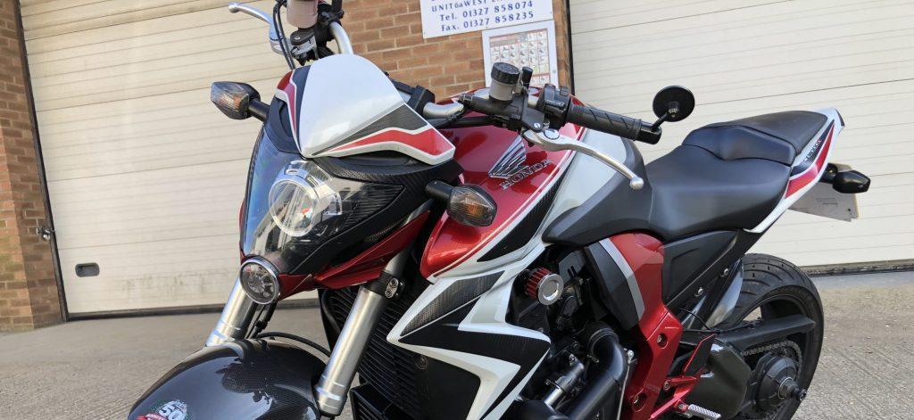 Honda CB1000R Supercharged