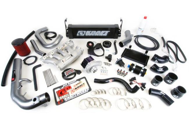 Honda Civic Si Supercharger Kit