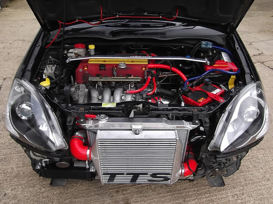 Honda Civic Type R EP3 Full Race supercharger Kit