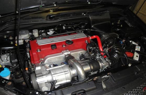 Honda Civic Type R EP3 Supersport supercharger kit