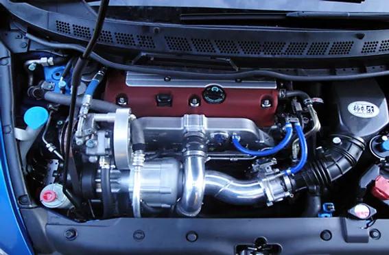 Honda Civic Type R FD2 Supersport Supercharger kit