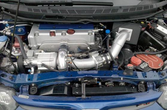Honda Civic Type R FG2/FA5 supercharger kit