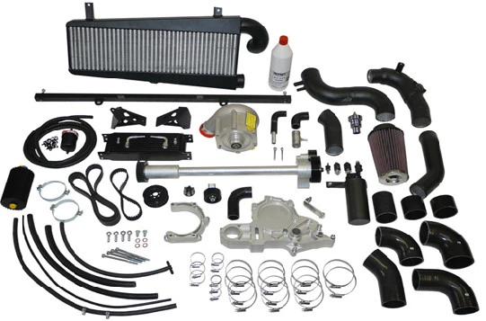 Honda Civic Type R FN2 Supercharger Kit