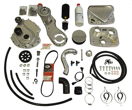 Harley Davidson V-ROD supercharger kit