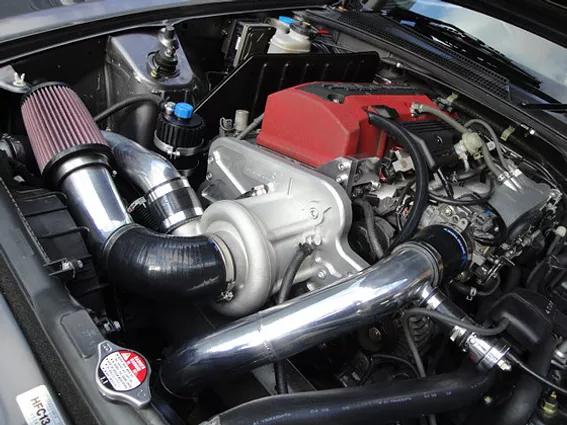 Honda S2000 SUPERSPORT supercharger kit