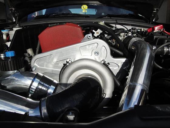 Honda S2000 supercharger kit