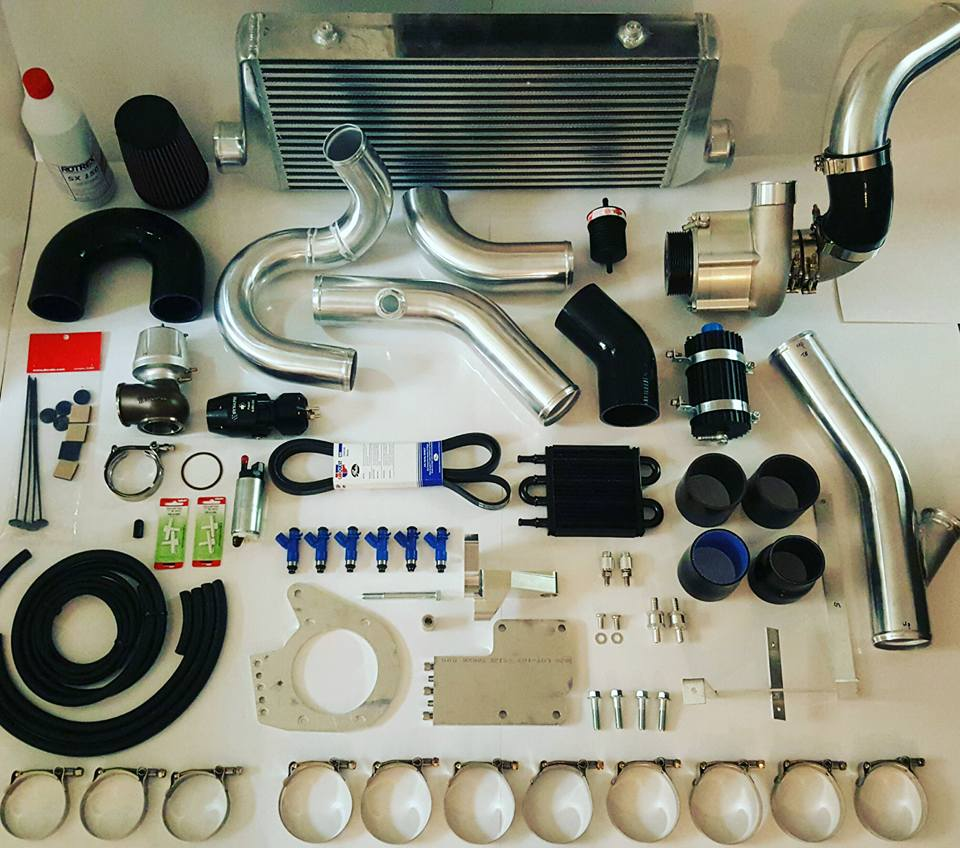 Honda Acura Supercharger Kits For TL 2004-2014 Models