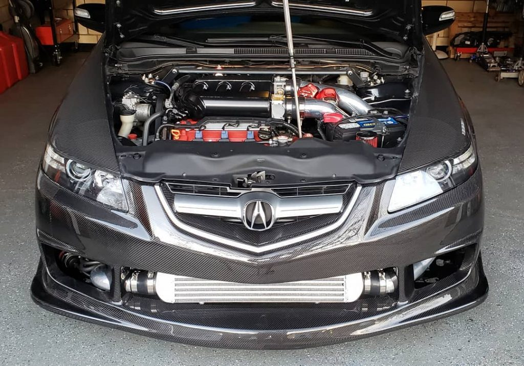 Honda Acura Supercharger Kit