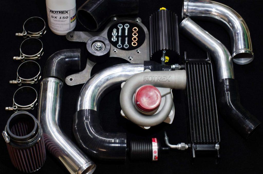 Honda Civic R18 supercharger kit