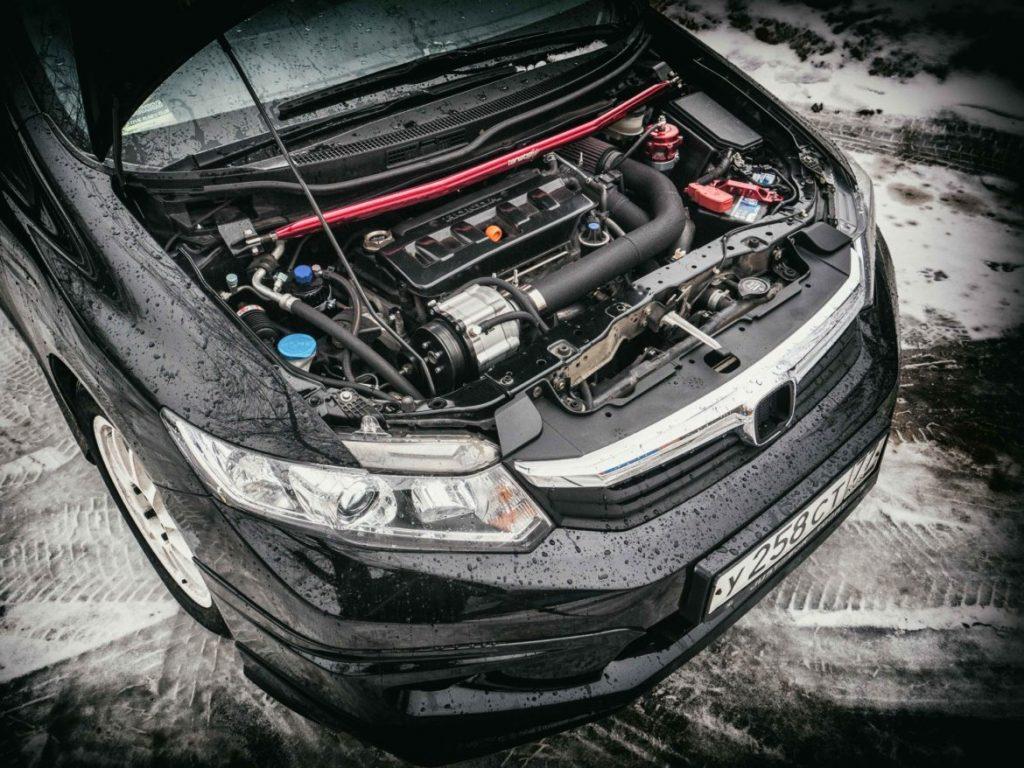 Honda Civic R18Z supercharger kit