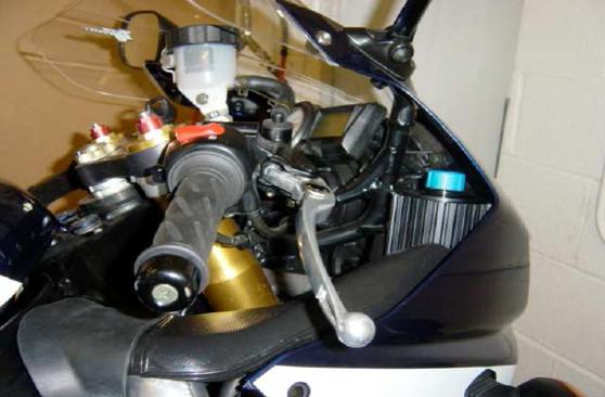 Suzuki GSXR1000 K1-4 supercharger kit