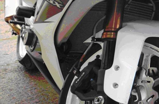 Suzuki GSXR1000 K8 supercharger kit