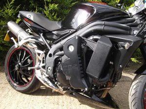 Triumph 1050cc Speed Triple supercharger kit