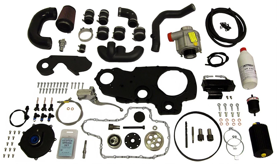 triumph rocket 3 supercharger kit