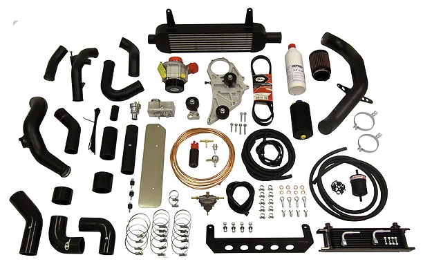 Suzuki swift supercharger kit