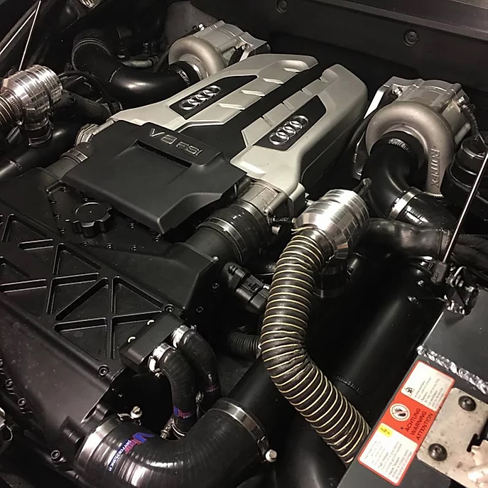 Audi R8 Supercharger Kits