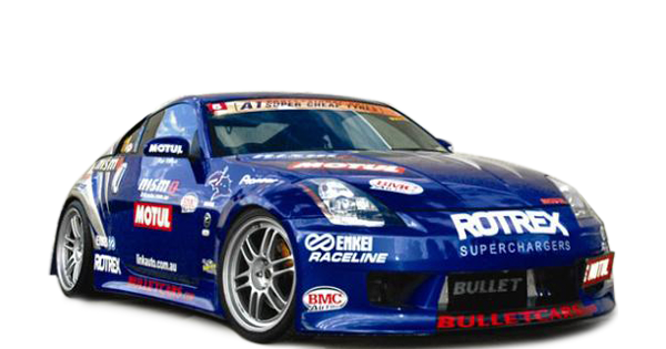 Nissan 350Z superchager kit