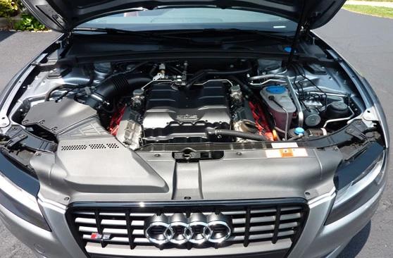 Audi S5 supercharger kit