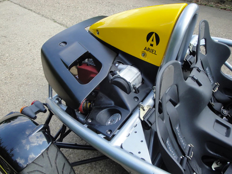 Ariel Atom supercharger kit