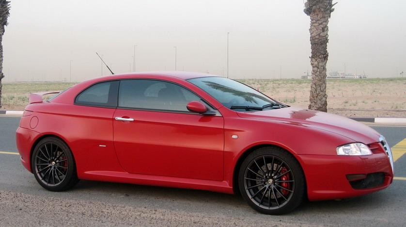 Alfa Romeo GT Supercharger kit