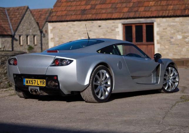 Ginetta F400 Farbio GTS Rotrex supercharger kits