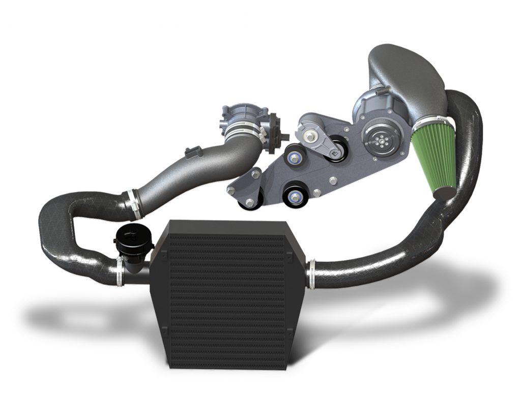 Camaro SC rotrex supercharger kit