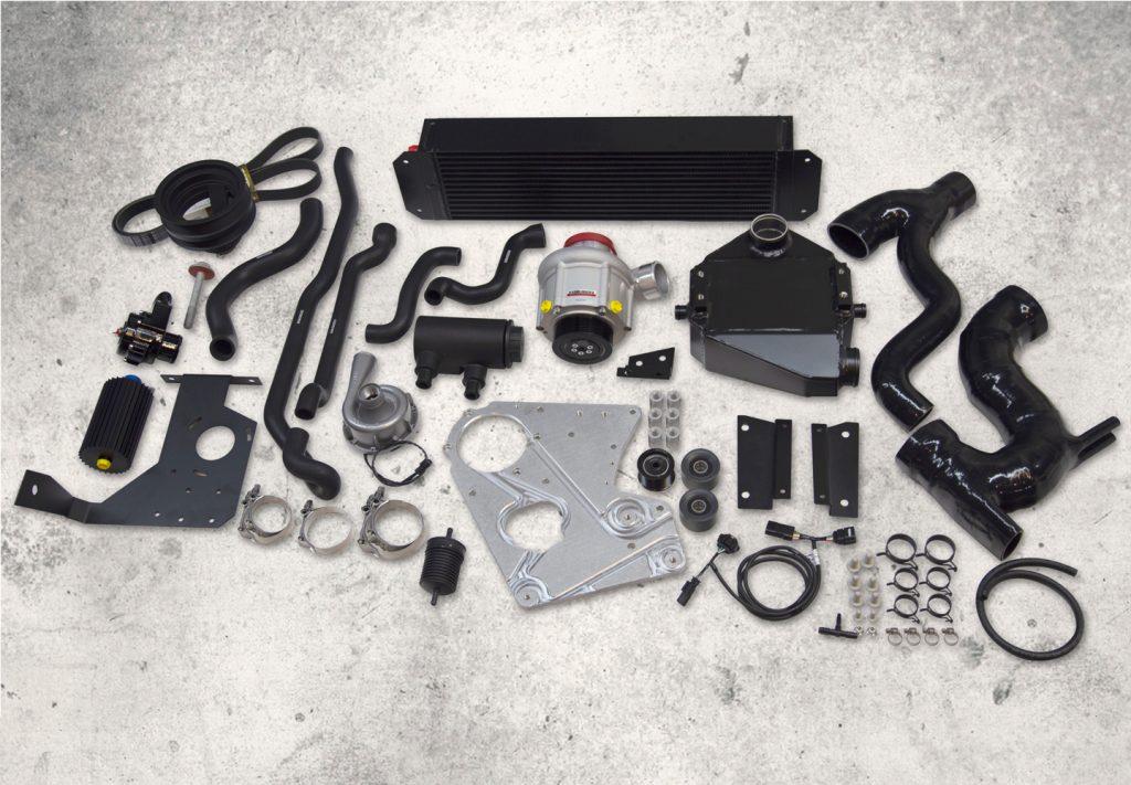 Colorado Canyon SC supercharger kit GMC GM SUV