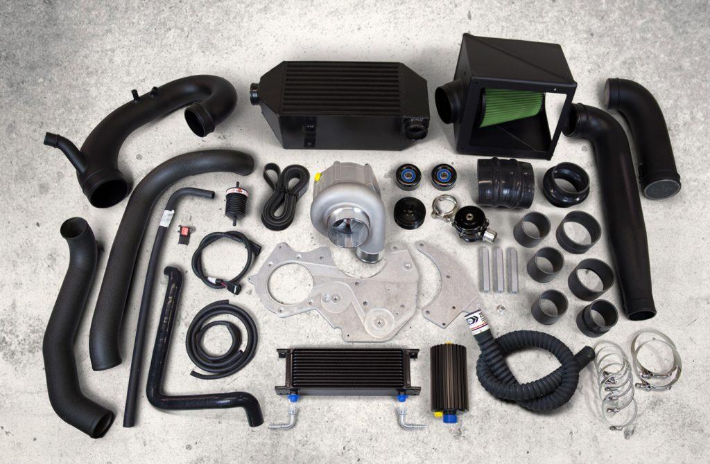 GM TRUCK SC supercharger kit GMC SUV