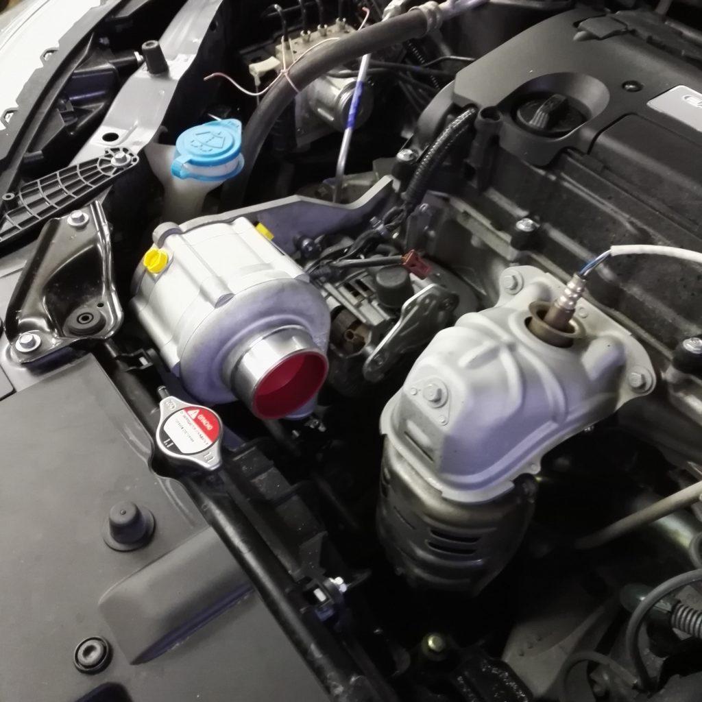 Honda accord rotrex supercharger kit