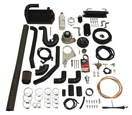 Toyota aygo supercharger kit